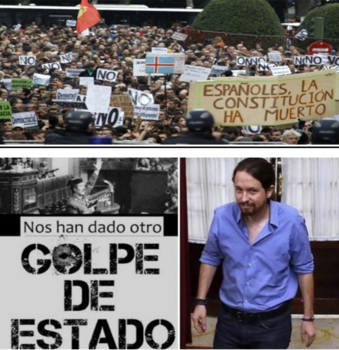 1.350 policías se desplegaron en 2012 para impedir la llegada al Congreso de la manifestación